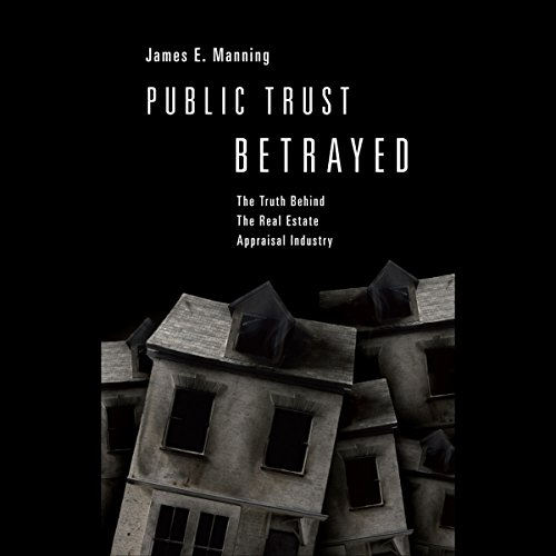 Public Trust Betrayed  audiobook cover art