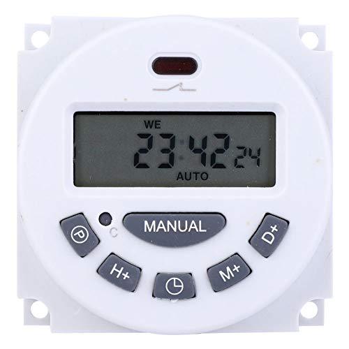 Interruptor de tiempo, interruptor de sincronización del control de tiempo del temporizador de Digitaces de la exhibición del LCD de la alta precisión L701(220 V)