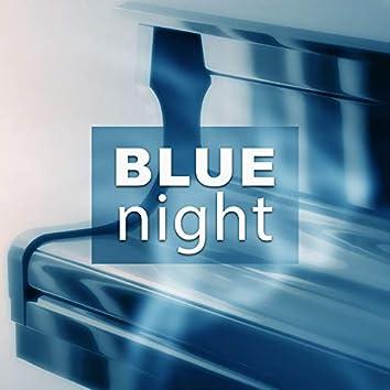 Blue Night – Jazz Music, Piano Bar, Relaxation Evening, Long Night, Chilled Jazz, Mellow Music