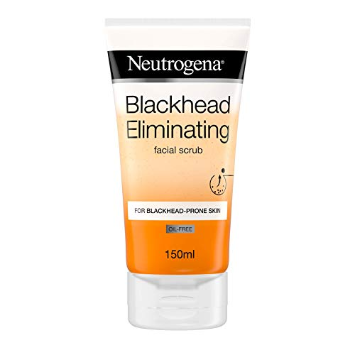 Neutrogena Blackhead Eliminating Facial Scrub 150ml
