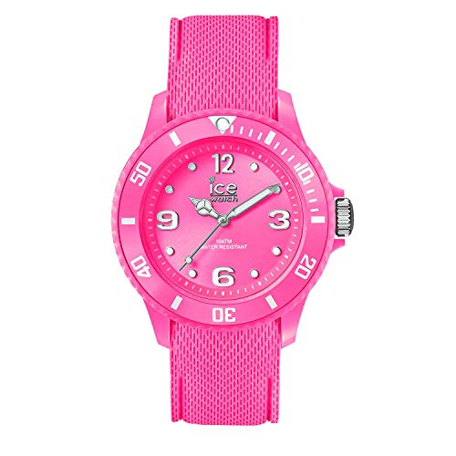 Ice-Watch - ICE sixty nine Neon pink - Women's wristwatch with silicon strap - 014230 (Small)