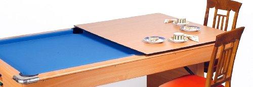 Optionale Abdeckplatte für Billard-Tische (London 6,5 ft.)