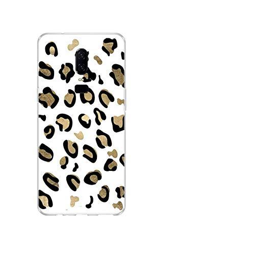 Phone Cover - Carcasa para One Plus 8, diseño de vaca, símbolo de corazón de silicona para OnePlus 1+ One Plus 8 7T 7 Pro 6T 6 5T 5 Coque-B815 (9)-OnePlus 6T