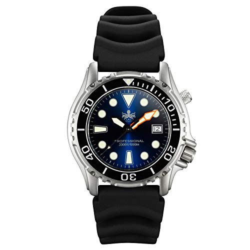 Phoibos Men's PX005B 1000M Dive Watch