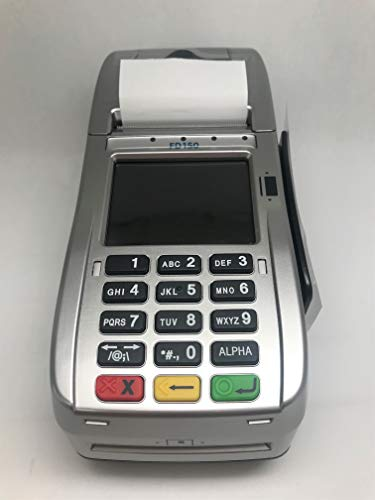 First Data FD150 EMV CTLS Credit Card Terminal with Wells 350 Encryption