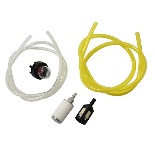 Kraftstofffilter Reparatursatz Benzinfilter Benzinschlauch Für Mcculloch/Echo/Poulan Kettensäge