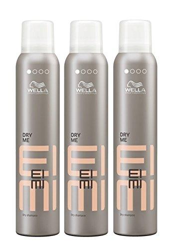 Wella EIMI Dry Me 3 x 180 ml Trockenshampoo Volume Styling Professionals