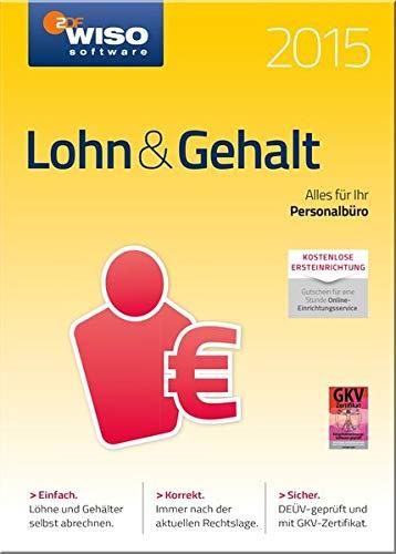WISO Lohn & Gehalt 2015