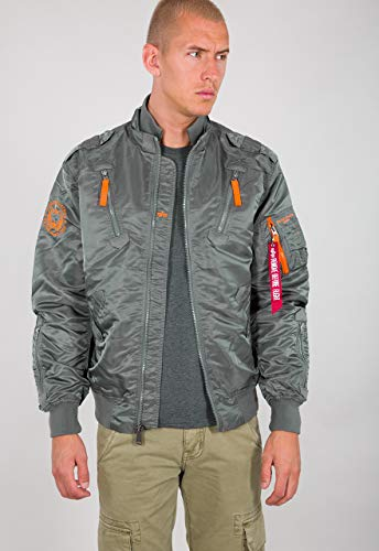Alpha Industries Falcon II Jacke Oliv L