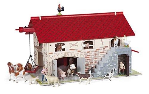 Preisvergleich Produktbild Papo 60101 - Großer Bauernhof,  Spielfigur