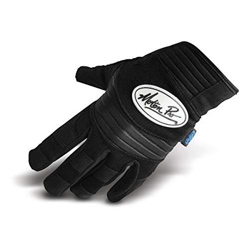 Movimiento Pro Tech guantes, género: mens/unisex, color primario: negro, tamaño: XL, prendas de vestir material: piel 21–0021