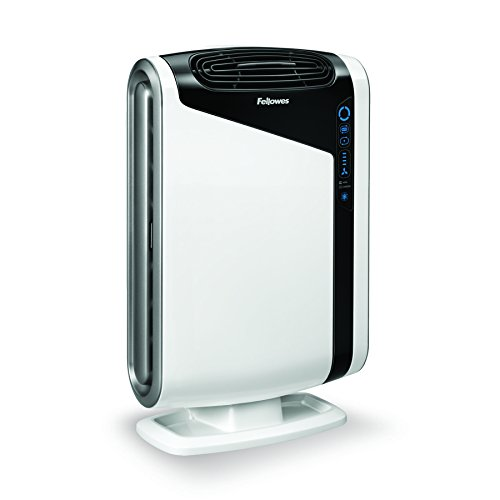 Fellowes - Purificador de aire AeraMax DX-95, color blanco y negro