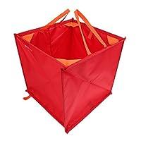 折り畳み式 登山 アーボスト ウェイトバッグ ストレージ キューブ 衣類収納用 バッグ