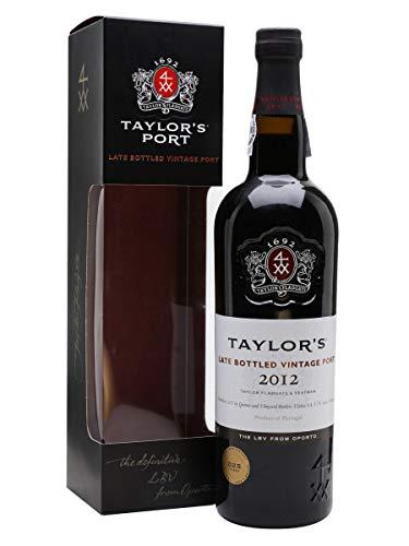 Oporto Taylors Late Bottled Vintage 2012 LBV 75cl.
