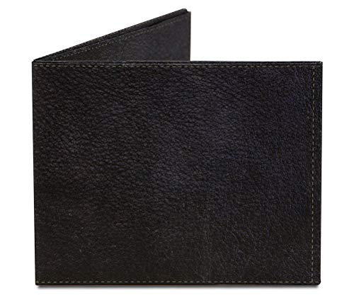 Mighty Wallet Men's Anole, Black, One Size