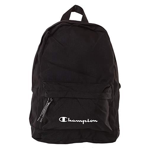 Champion Mochila 804663 F19 KK001 NBK Negro, color Negro, talla Einheitsgröße