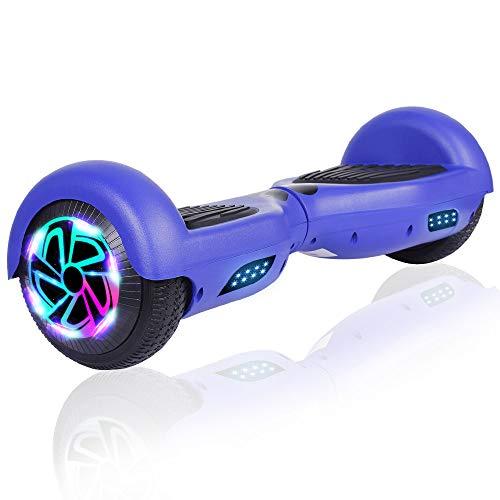 JOLEGE Hoverboard, 6.5' Two-Wheel Self...