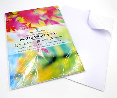 la artesanía signo hace enviado el mismo día Cantidad de vinilo hojas de A4 de 10 hojas