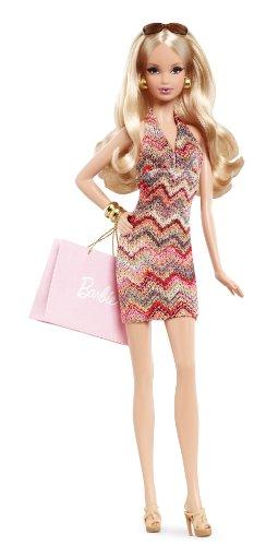 Mattel Barbie Collector X8256 - Fashion Doll City Shopper, Caucasian