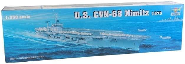 Trumpeter 1/350 USS Nimitz CVN68 Aircraft Carrier 1975 Model Kit