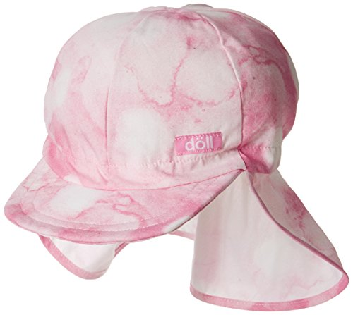 Döll Mädchen Mütze Baseballmütze Mit Nackenschutz 1818214654, Rosa (Fuchsia Pink 2023),53