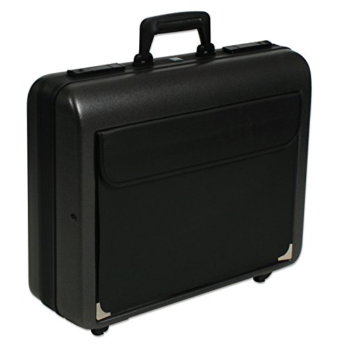 bwh Koffer Aktenkoffer Office Case Schwarz