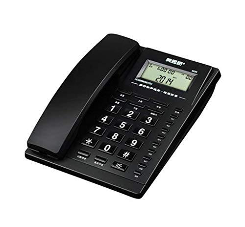 WBDZ Teléfonos con Cable, teléfono Fijo con teléfono Fijo/teléfono de Oficina en casa / 210 * 163 mm