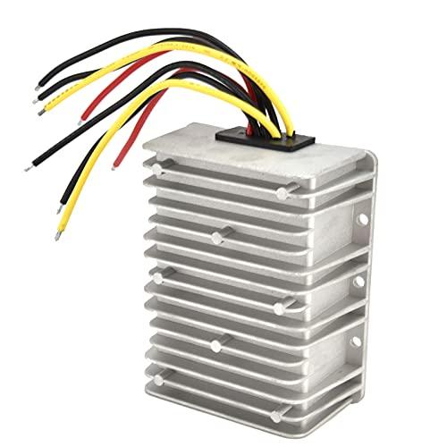 Sdfafrreg Módulo De Impulso, Regulador De Voltaje De CC Multipropósito A Prueba De Polvo para Impresoras para Luces LED para Módems ADSL para Cámaras De Vigilancia