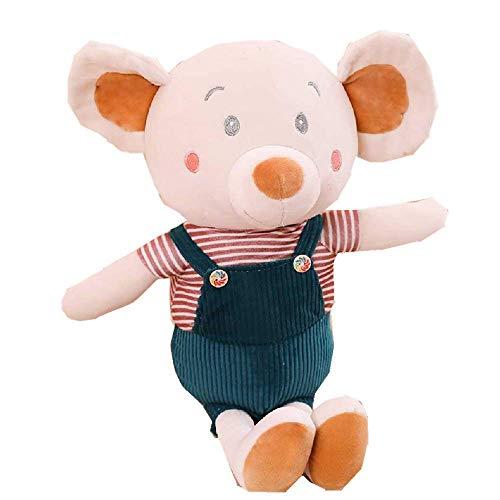 DUNDUNGUOJI Muñeco de Peluche Xiaomi Mouse Plush Toy Doll Strap ...