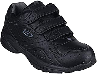 Hi-Tec Unisex Kids XT115 Ez Fitness Shoes - Black (Black/Charcoal 021), 10 Child UK (29 EU) (B006O8UYJO) | Amazon price tracker / tracking, Amazon price history charts, Amazon price watches, Amazon price drop alerts