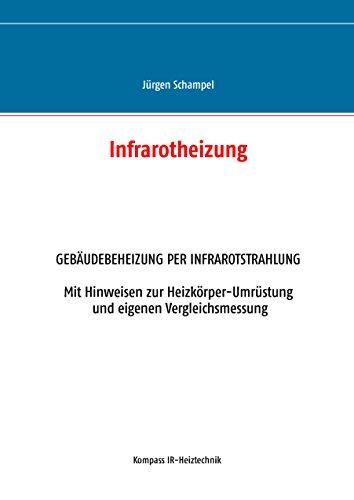 Infrarotheizung: Gebäudebeheizung per Infrarotstrahlung