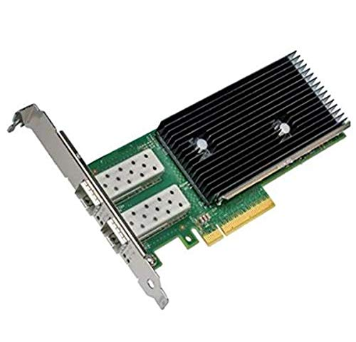 Intel X722DA2 10Gigabit Ethernet Card - PCI Express 3.0 X8-2 Port(S) - Optical Fiber