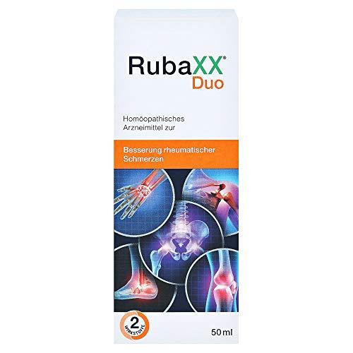RubaXX Duo Tropfen zum Einnehmen,50ml