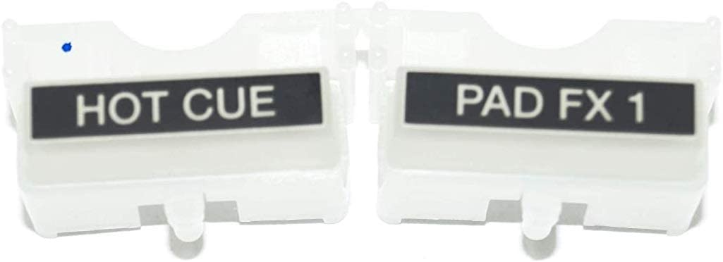 New Hot Cue Pad FX 1 Over item handling ☆ DDJ-RR For Controller DAC3215 Button NEW