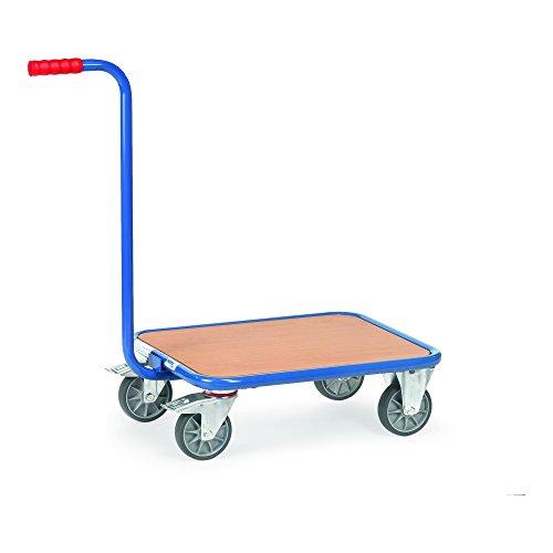 fetra Griffroller KF2/1161 600 x 500 mm blau bis 250 kg 12 kg