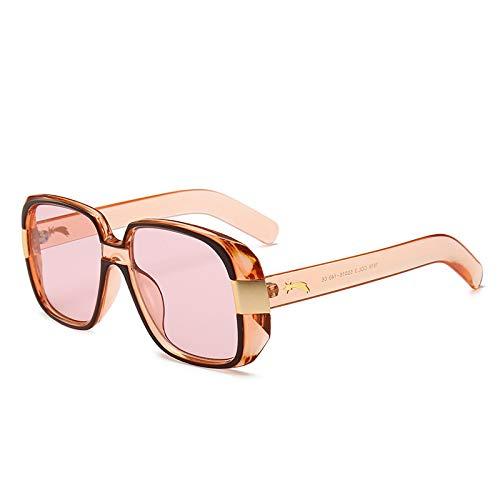 Gafas de sol retro de moda