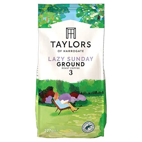 Taylors of Harrogate Lazy Sunday Ground Coffee, 227 g