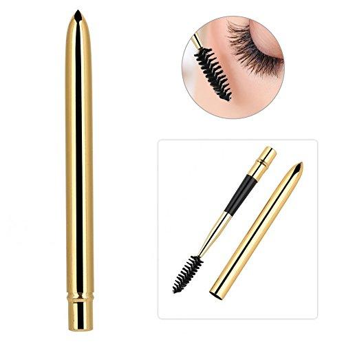 Brosse à cils, de haute qualité professionnel avancée cils silicone peigne pinceau maquillage cosmétiques outil