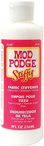 Plaid:Craft 1550 3113-013 Plaid: Craft Stiffy Stoff Stiffener Set, Nicht zutreffend, Mehrfarbig, 4.82 x 5.08 x 15.74 cm