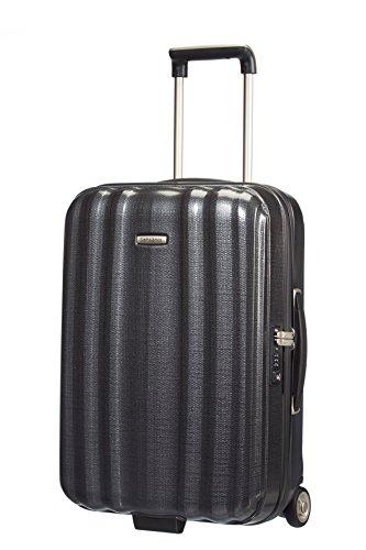 Samsonite Lite-Cube Upright 55/20 Hand Luggage , 55 cm, 37 L, Grey (Grey)