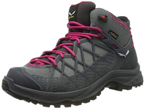Salewa Women's High Rise Hiking Boots, Multicoloured Becks Grisaille 8623, 3.5 UK