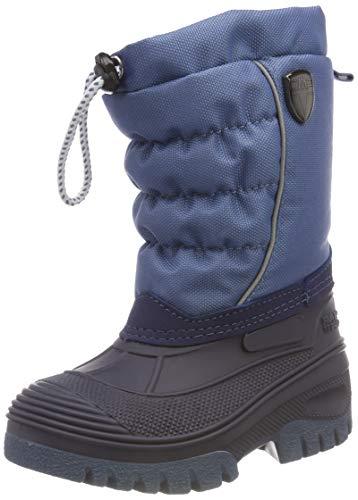 CMP Unisex-Kinder Hanki Bootsportschuhe, Blau (Adriatico M881), 31 EU