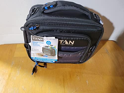 Artic Zone TItan Deep Freeze Lunch Bag Black
