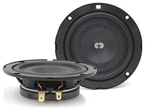 "CL-4SL CDT Audio 4"" MIDRANGE MIDBASS Super Slim Speakers MIDS CL4SL New"