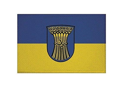 U24 Aufnäher Kornwestheim Fahne Flagge Aufbügler Patch 9 x 6 cm