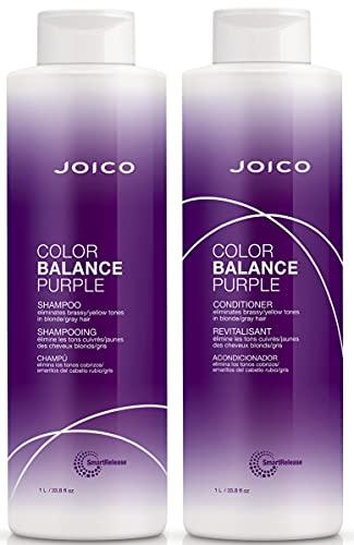 Color Balance Shampoo and Conditioner Set