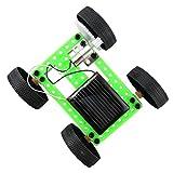 Modelo de coche solar, DIY kit de juguete de coche de energía solar, juguete educativo para niños de ciencia