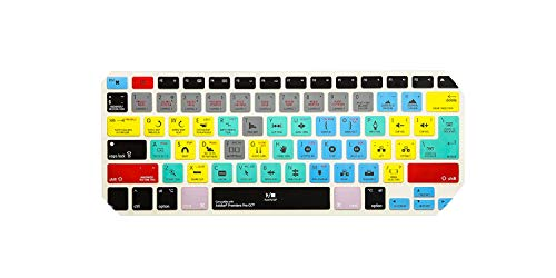 Avid Pro Tools Shortcut Keyboard Cover Skin For Macbook Pro Air Retina 13 15 17,Adobe Premiere Pro C