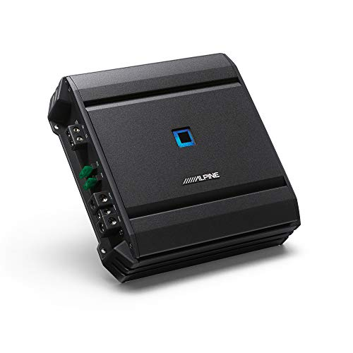 Alpine Electronics S-A60M Digitaler Mono Verstärker
