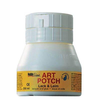 Art Potch Serviettenlack, 250 ml PREISHIT [Spielzeug]